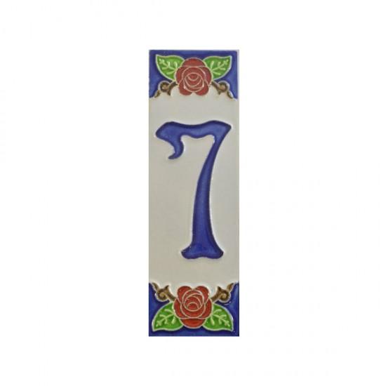 Ceramic number 7