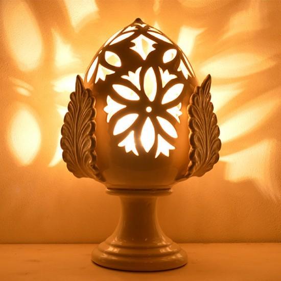 Pumo lamp 50cm leaves