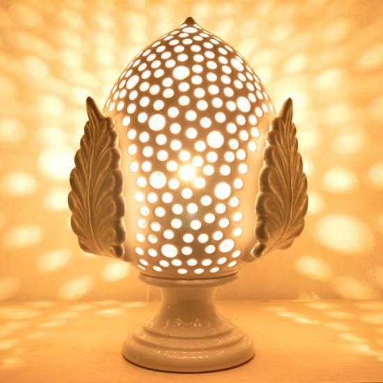Pumo lamp 67cm holes