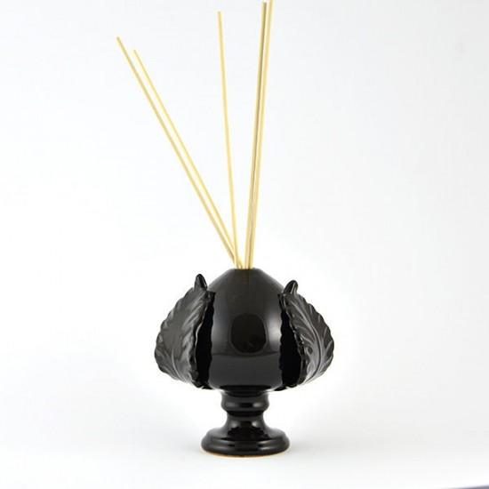 Fasano black diffuser pumo pinecone 14cm