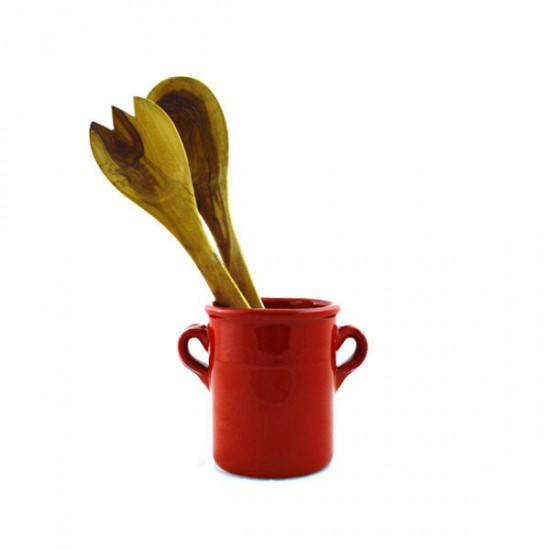 Red passion small ladle jar