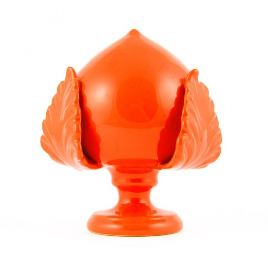 Castro orange pumo pinecone 20cm