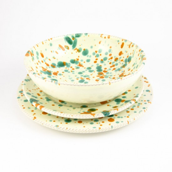 Dish Set Puglia Design