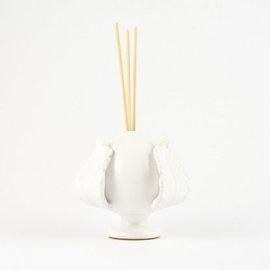 Ostuni white diffuser pumo pinecone 10cm